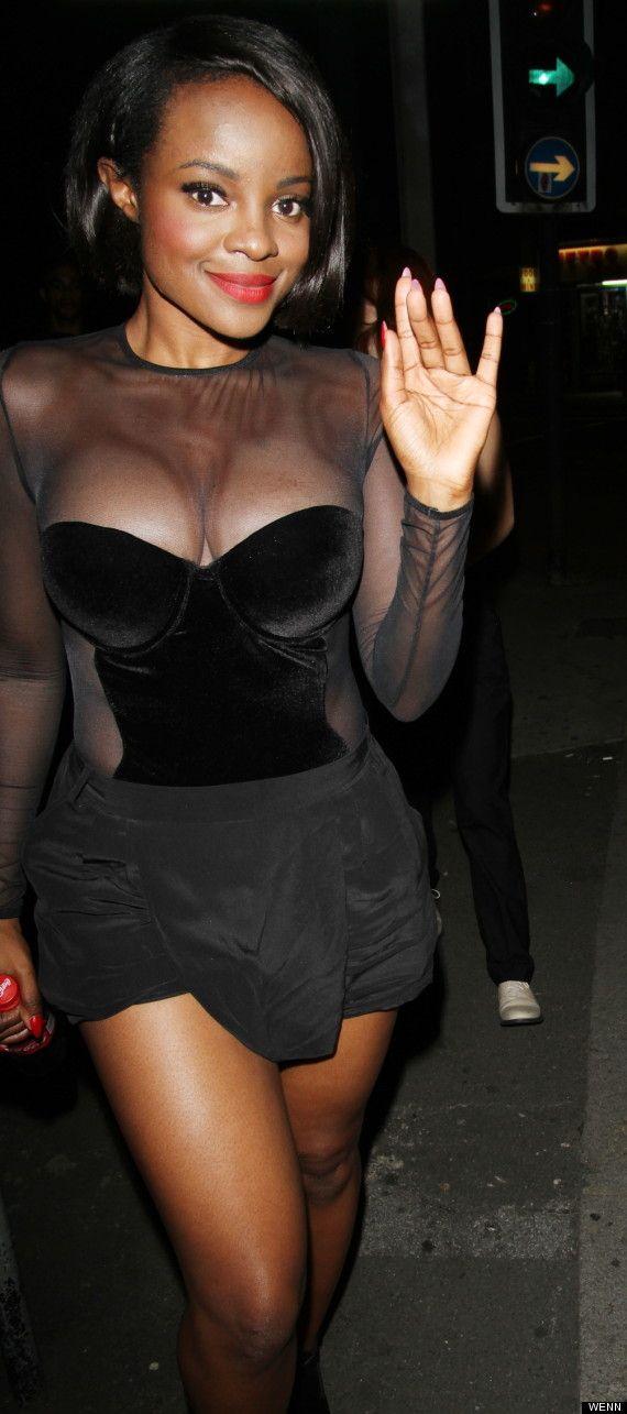 Keisha Buchanan Mks Sugababes Black Black Bodysuit Black Girls