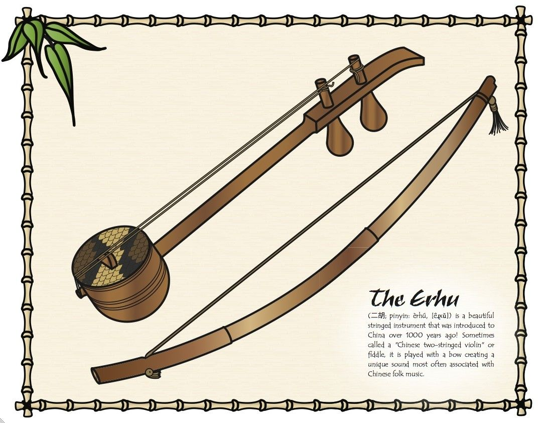 What Can An Erhu Do? GlobalEd & Multicultural Learning