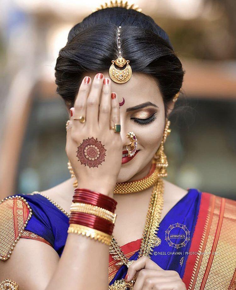 My Channel Is Maharashtrian Fashion Trend. Marathi Wedding