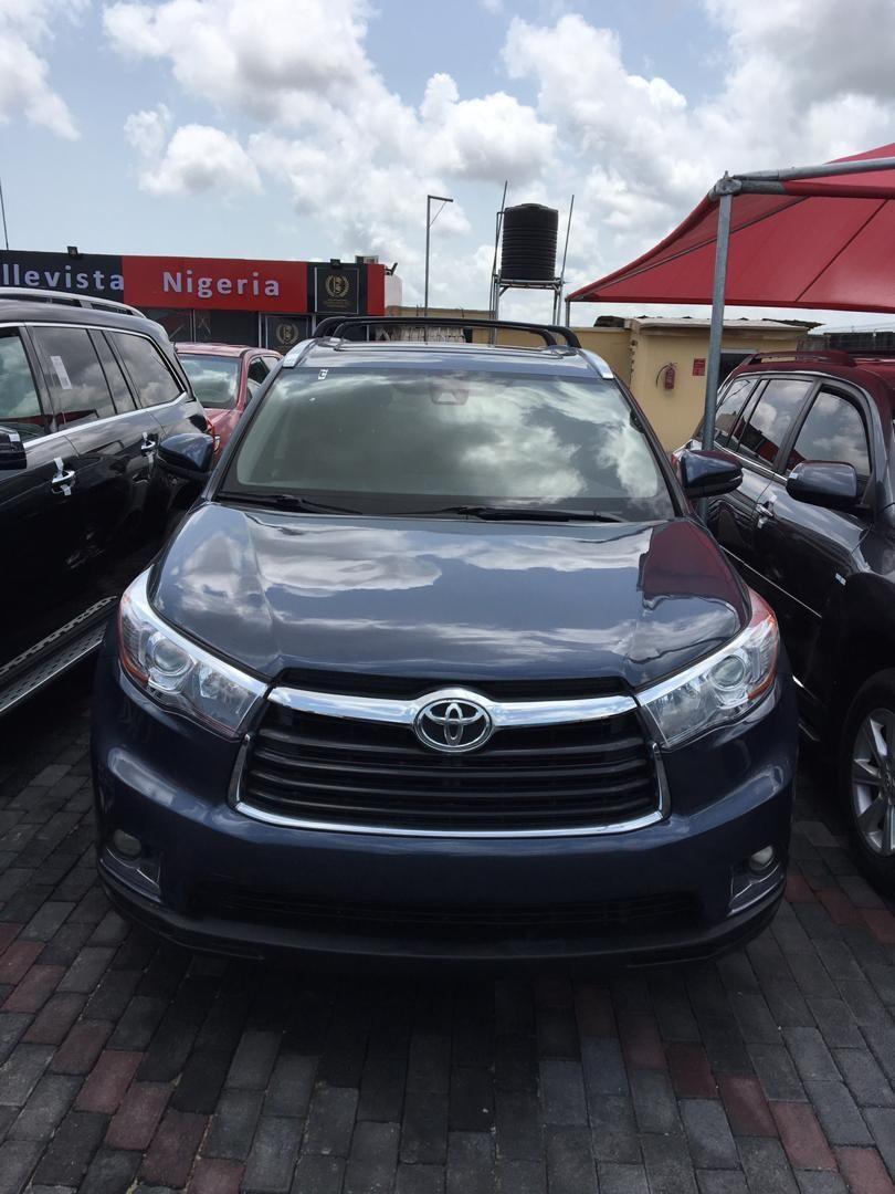 2015 Toyota Highlander Xle 2015 Toyota Highlander Toyota Highlander Toyota Highlander Xle