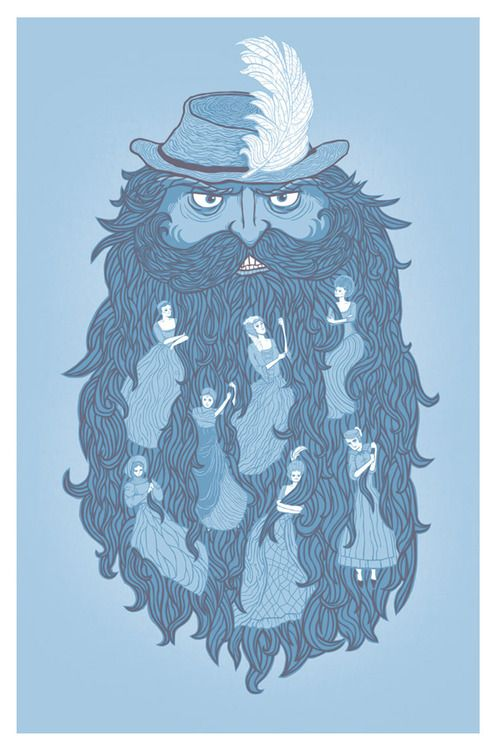 Bluebeard Bluebeard Art