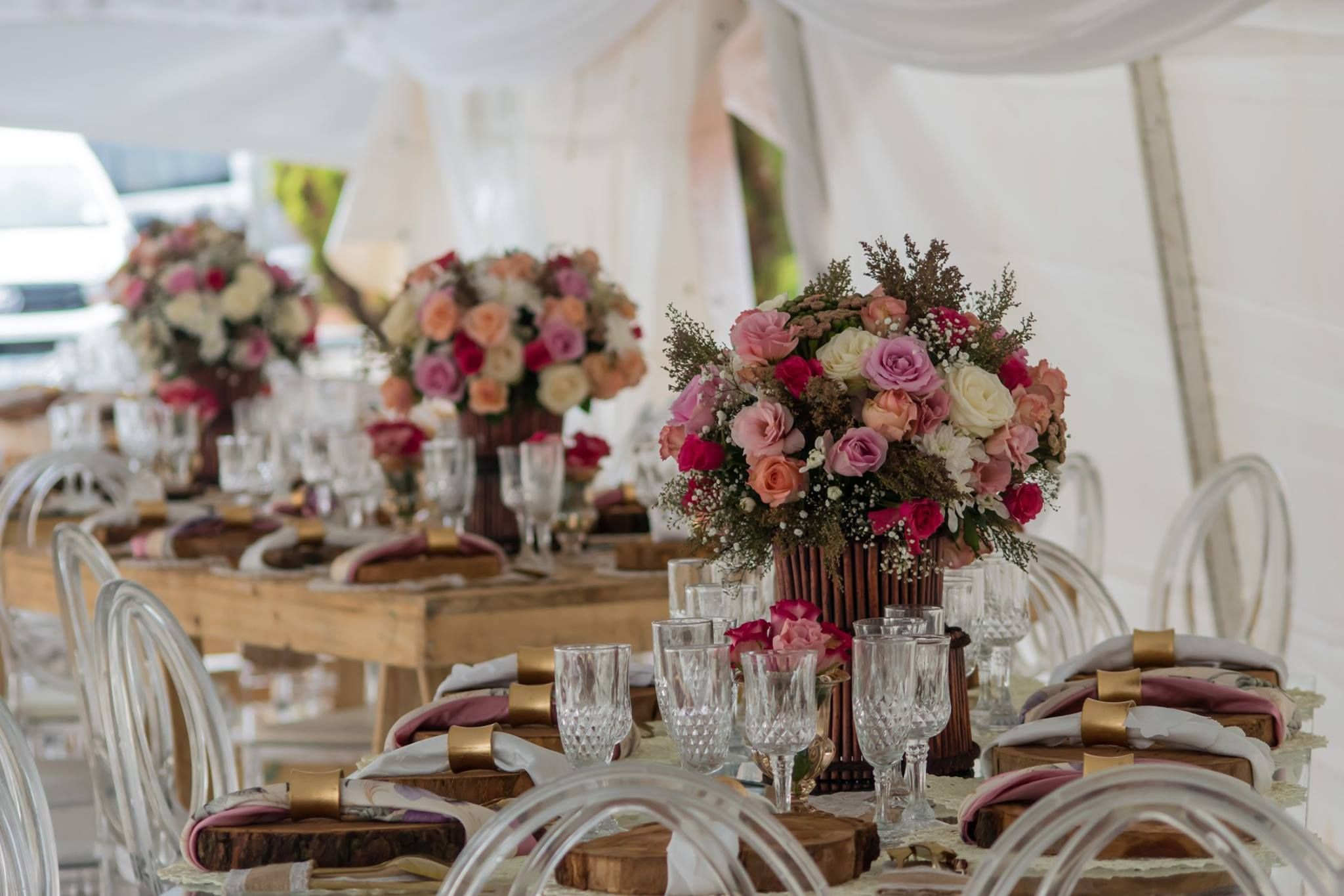 African traditional wedding decor  A Weekend Long Stunning Sepedi Wedding  African traditional dresses
