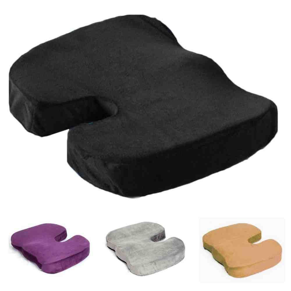 memory foam desk chair cushion core ball seat for office