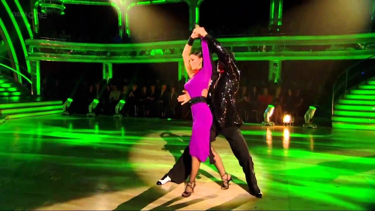 Kara Tointon Artem Chigvintsev Argentine Tango Strictly Come Danci Strictly Come Dancing Strictly Come Argentine Tango