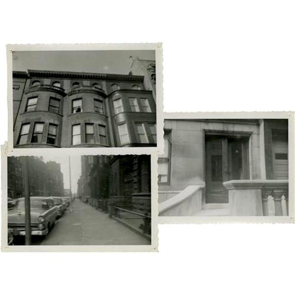 New York City Apartment Streets: James Dean In His Apartment; 19 West 68th Street, New York