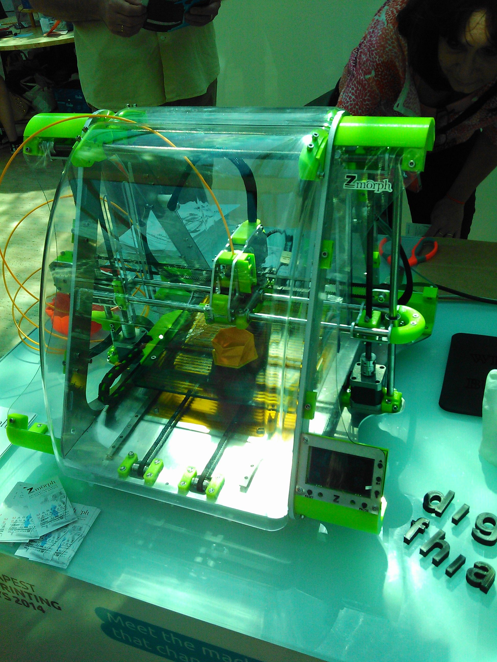 ZMorph 3D printer http://zmorph3d.com/3d-printers/