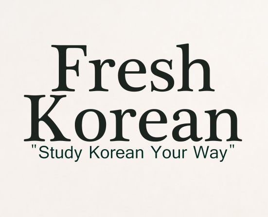 Free Korean Language Lessons And Printables
