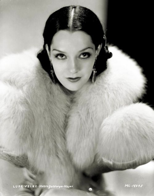 Lupe Velez by George Hurrell 1931