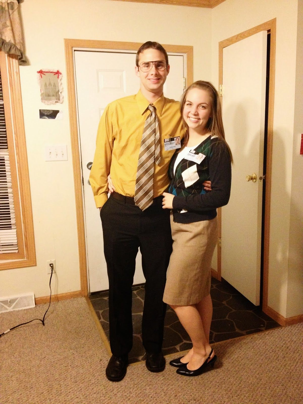 165e226c5de angela and dwight costume - Google Search