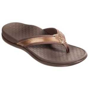 812f7a77471d Vionic Tide II Sandals for Ladies - Bronze - 11M