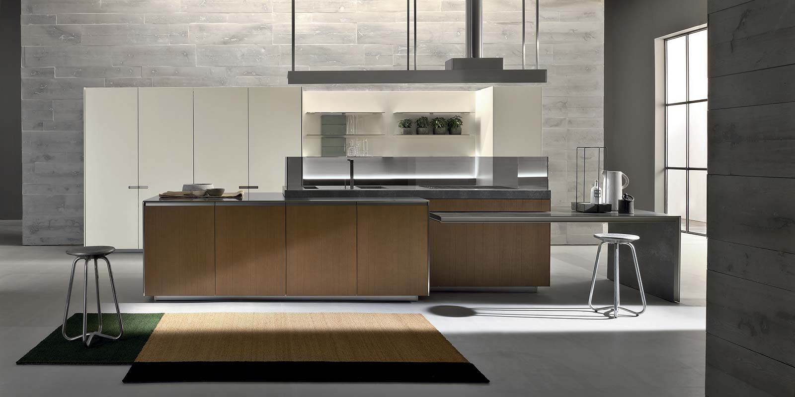 Italian Modern Design Kitchens - Icon by Ernestomeda   kuchyne ...