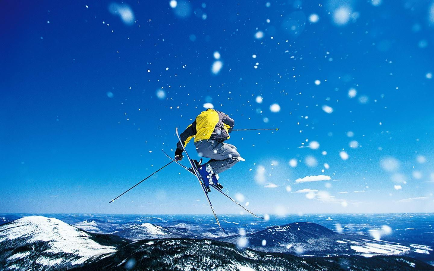 Extreme Sports Alpine Skiing Some of winter's finest