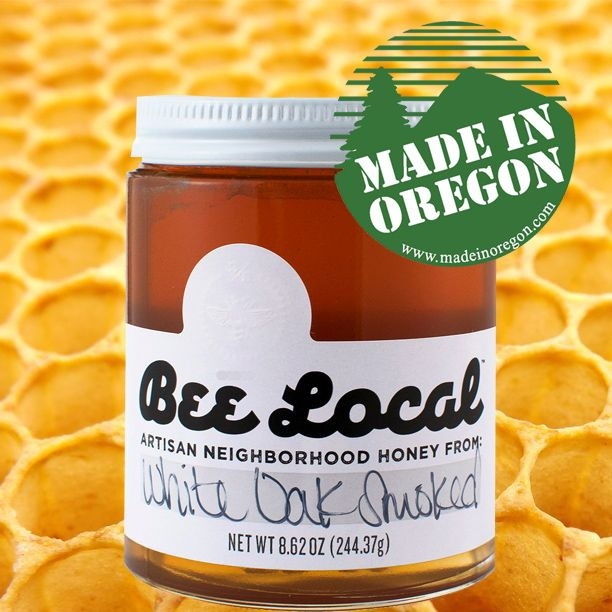 """""""You catch more flies with honey than you do with vinegar"""". Don't worry, Made In Oregon has a lot of honey"""