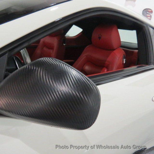 2012 Maserati Gran Turismo 2dr Coupe S FULLY LOADED