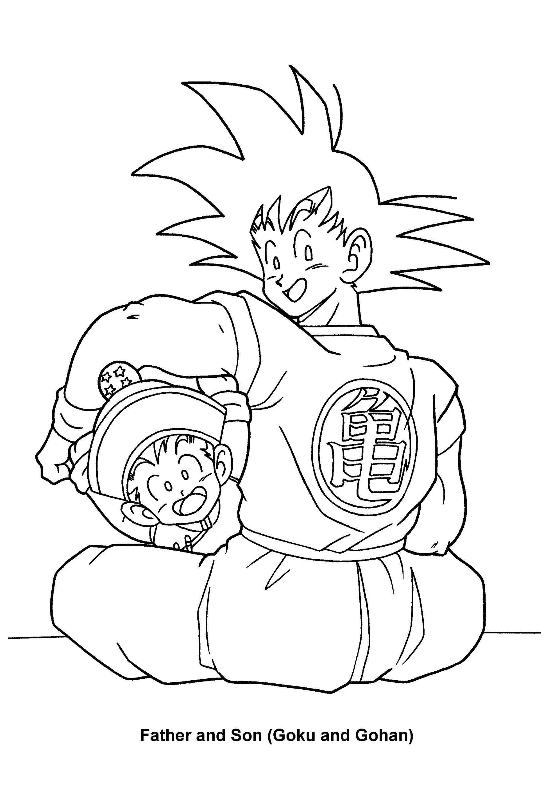 Dragon Ballz Coloring Page Youngandtae Com Dragon Coloring Page Dragon Ball Artwork Cartoon Coloring Pages