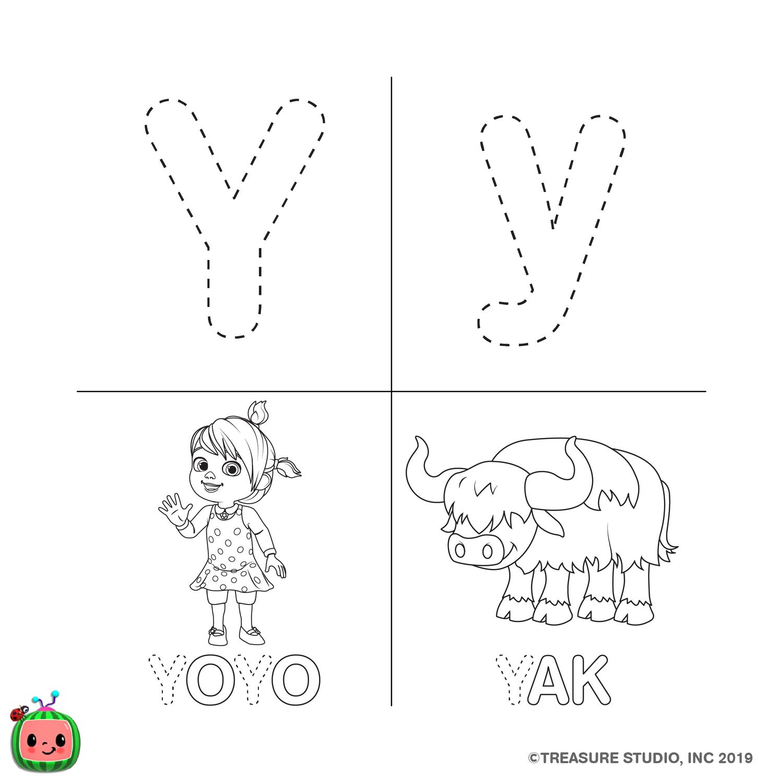 Abc Coloring Pages Cocomelon Com Kids Nursery Rhymes Rhymes For Kids Abc Coloring Pages [ 1500 x 1500 Pixel ]