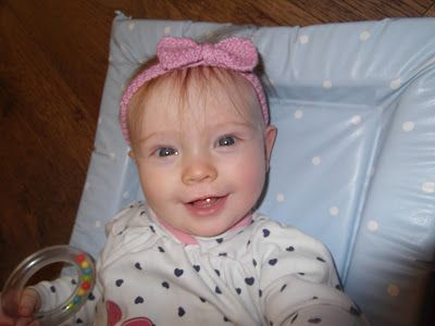 Amandaindieknits Little Bow Headband Aces Wonders Pinterest
