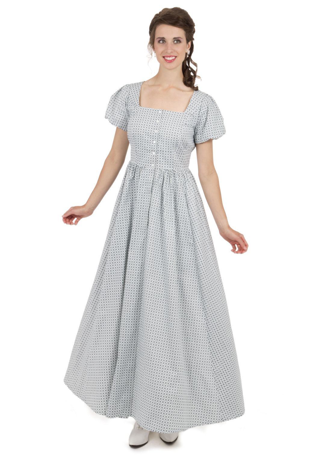 Katharine Victorian Dress By Recollections Dresses Vintage Gowns Clothing Pioneer