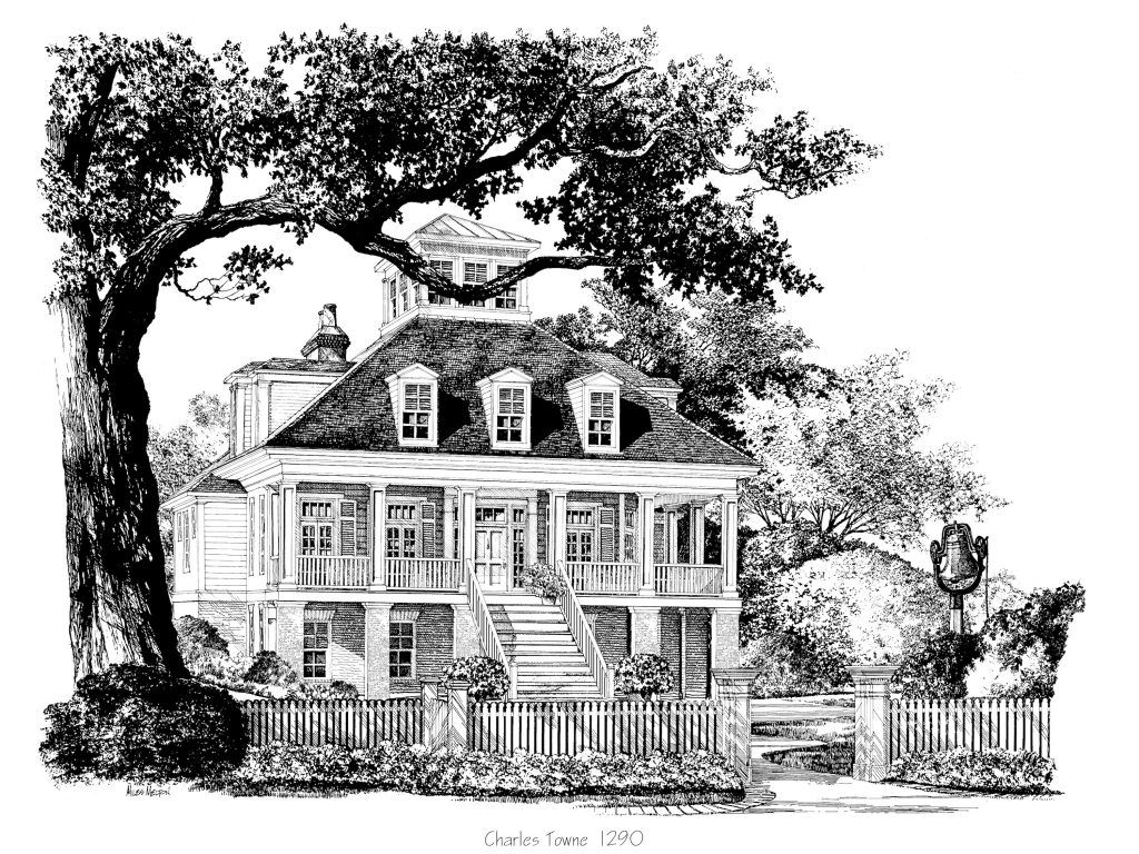 Charles Towne Place | Coastal house plans, Southern living ... on raised southern house plans, raised cottage house plans, charleston low country home plans, raised ranch house plans, raised modern house plans, charleston lowcountry house plans, raised bungalow house plans,