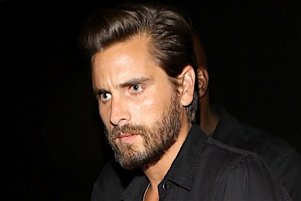 Scott Disick Looking Pretty Happy and Clearheaded After Rehab