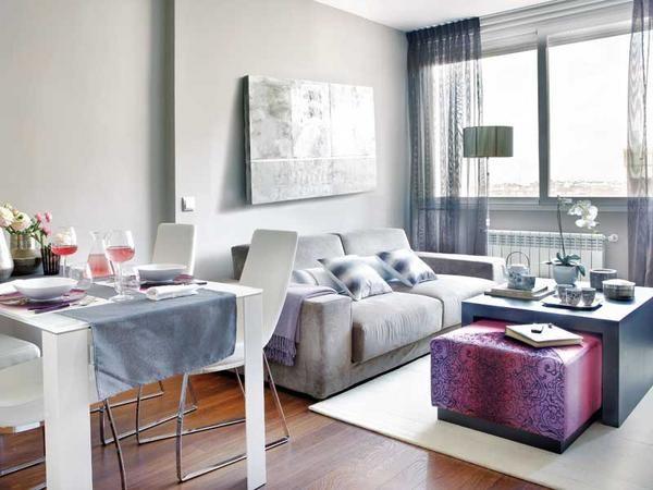 Pin de lu candaloro en ideas para el hogar decoraci n de for Sillones para apartamentos pequenos