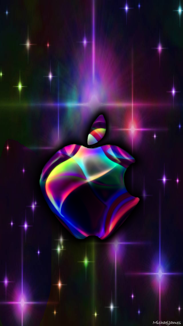 Starry Night Apple Apple Iphone 5s Hd Wallpapers Available For