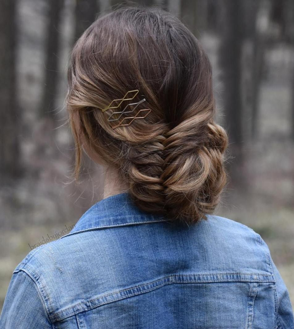 The timeless beauty of fishbone braids fishtail and braid designs