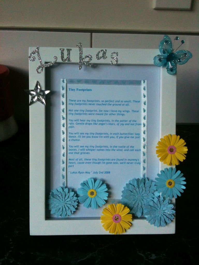 Handmade photo frame | handmade frames and cards | Pinterest ...