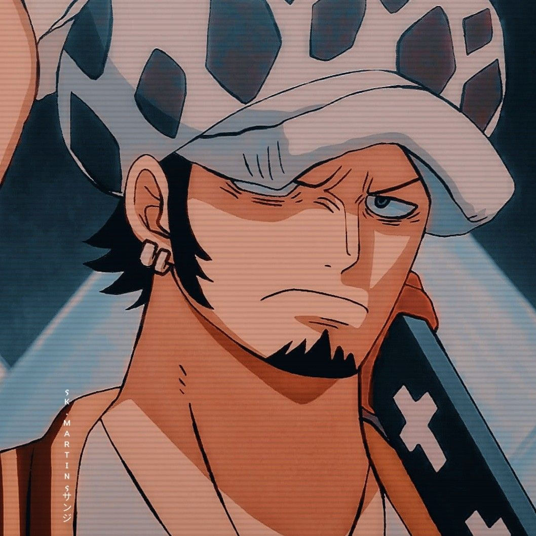 Law Icon One Piece Icon One Piece Funny Anime Profile Picture