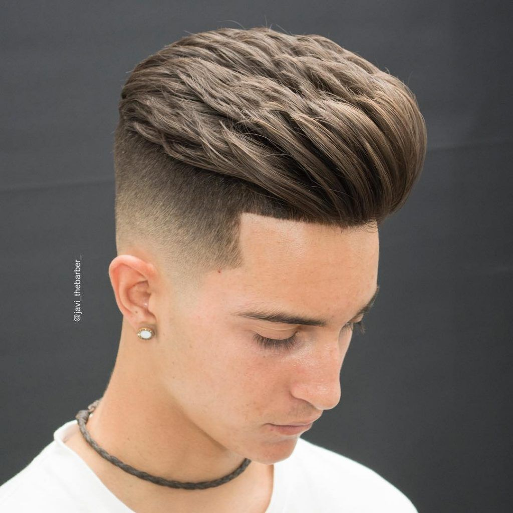 Best haircuts for men trend hairstyle now