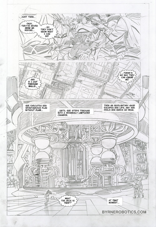Byrne Robotics X Men Elsewhen Free Fan Fic 01 In 2020 Artist At Work X Men Comic Books Art