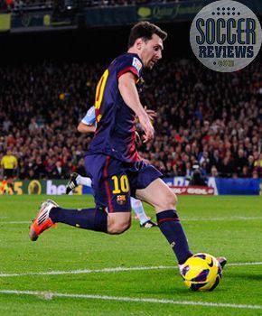Lionel Messi Barcelona F50 adiZero