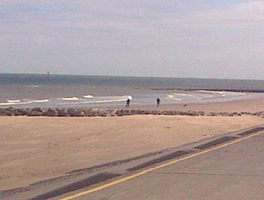 Ffrith Beach Prestatyn Lovely Calm Day Today