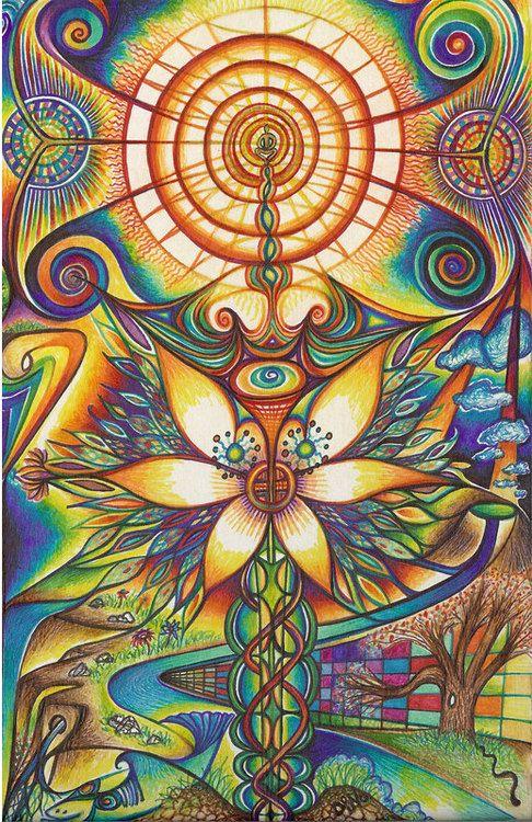 Resultado de imagen para reggae psychedelic | Arte, Mandalas ...