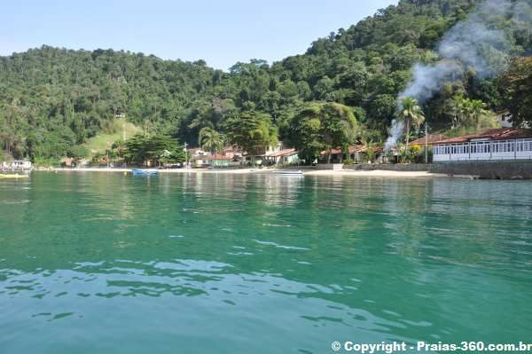 Praia das Flexas (Ilha da Gipóia), Angra dos Reis (RJ)