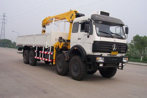 Buy High Quality Beiben 16t Truck Mounted Crane For Sale Online Trucks Truck Mounted Crane Cranes For Sale