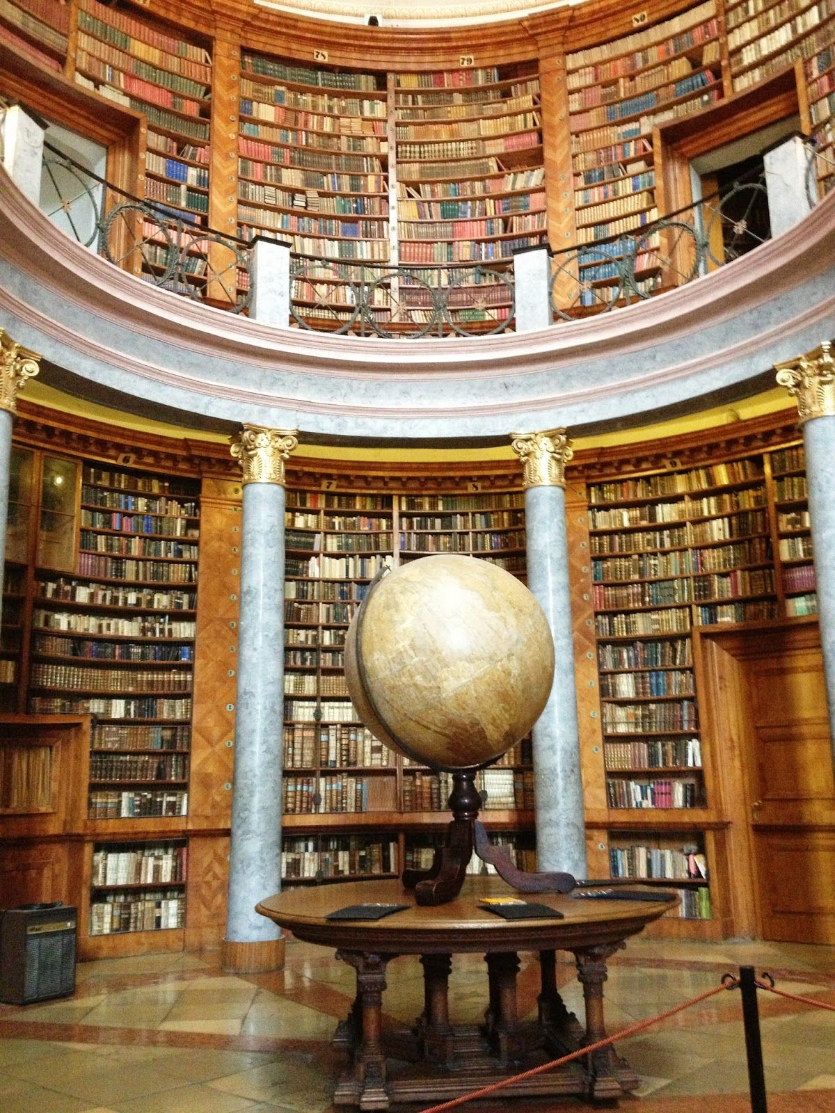 Library of Pannonhalma