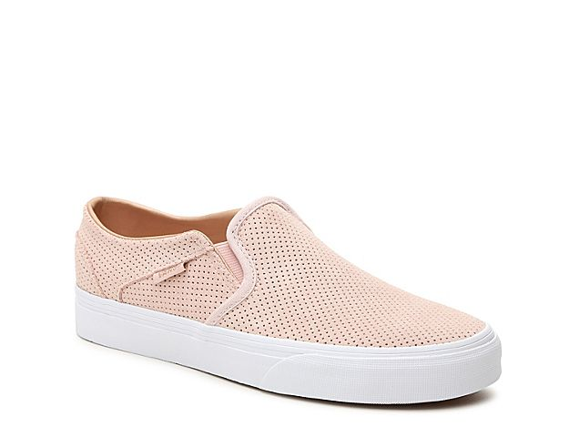 0a337352ad0 Women Asher Perforated Slip-On Sneaker - Women s -Blush
