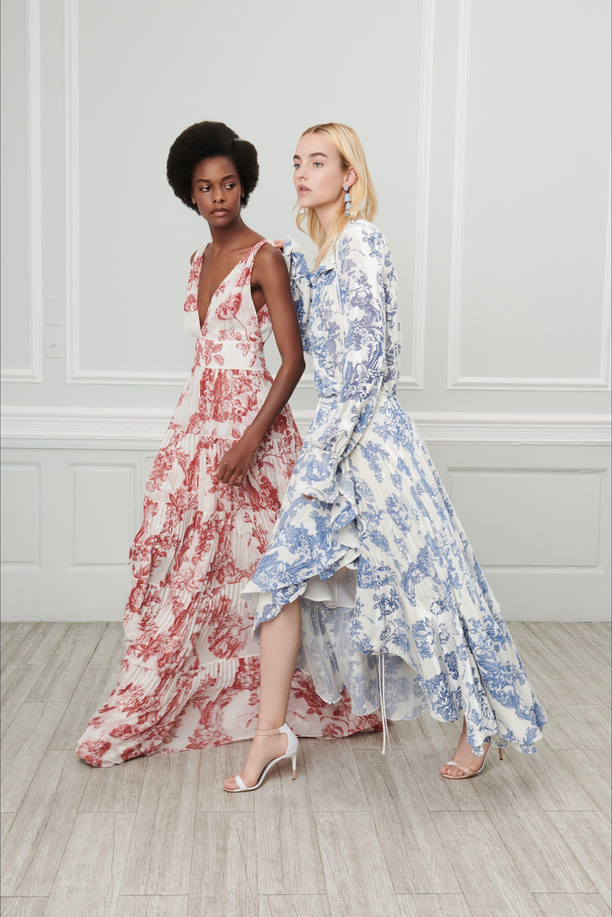 negozio del Regno Unito trova fattura immagini dettagliate selezione migliore e38ab 8165e abiti lunghi primavera estate ...