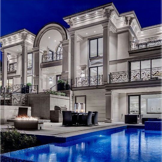 Luxury Homes, House Goals, Mansions