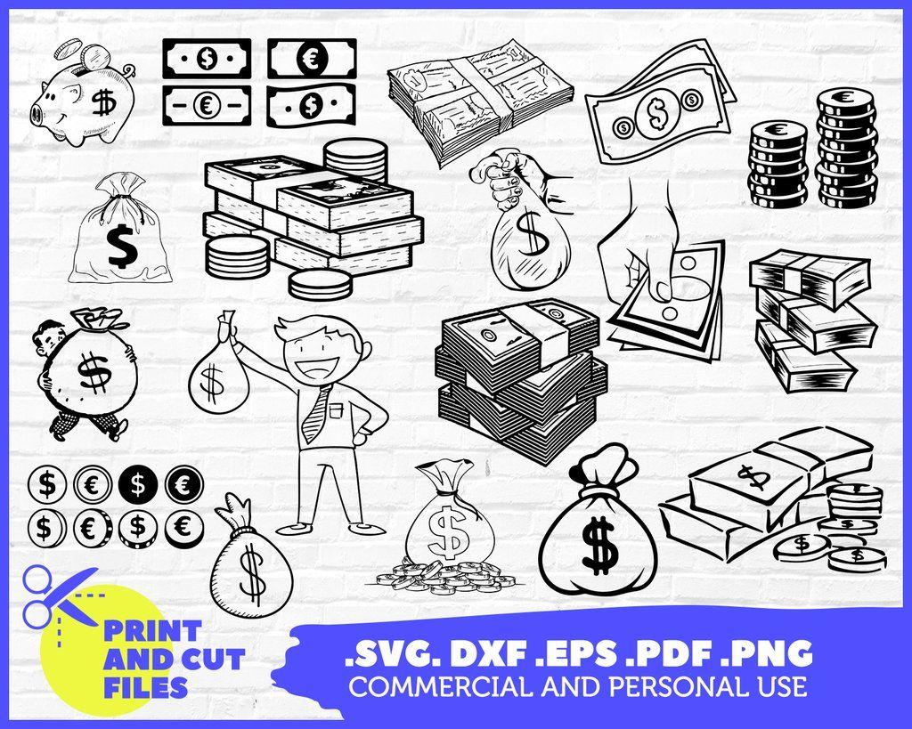 Download Money svg / money icon svg / coin svg / dollar svg ...