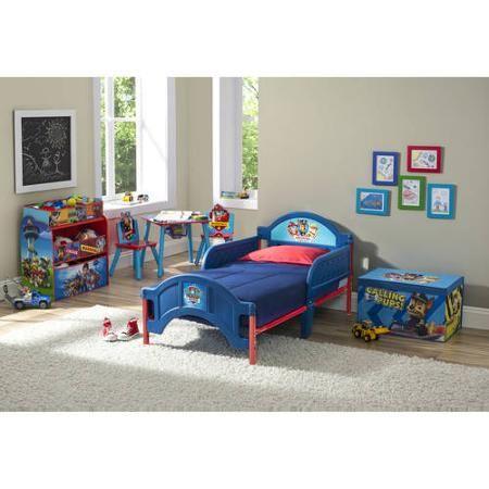 Delta Children Paw Patrol Room In A Box Paw Patrol Room Toddler