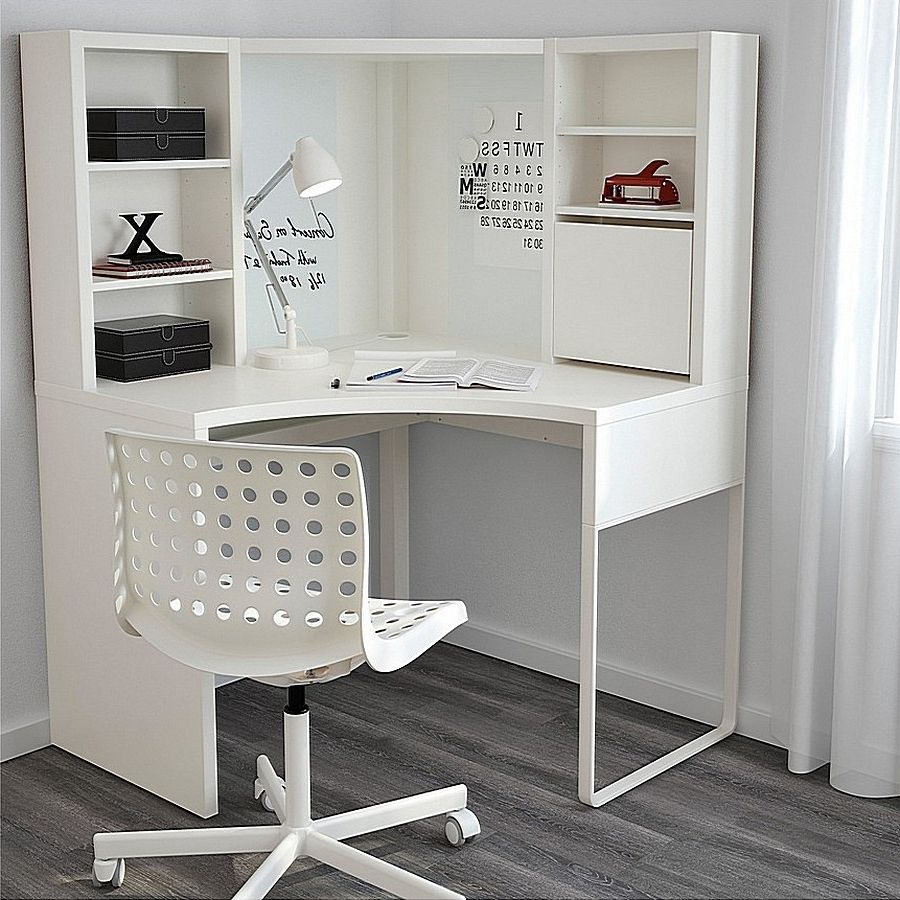 99+ Ikea Corner Desk White - Office Furniture for Home ...