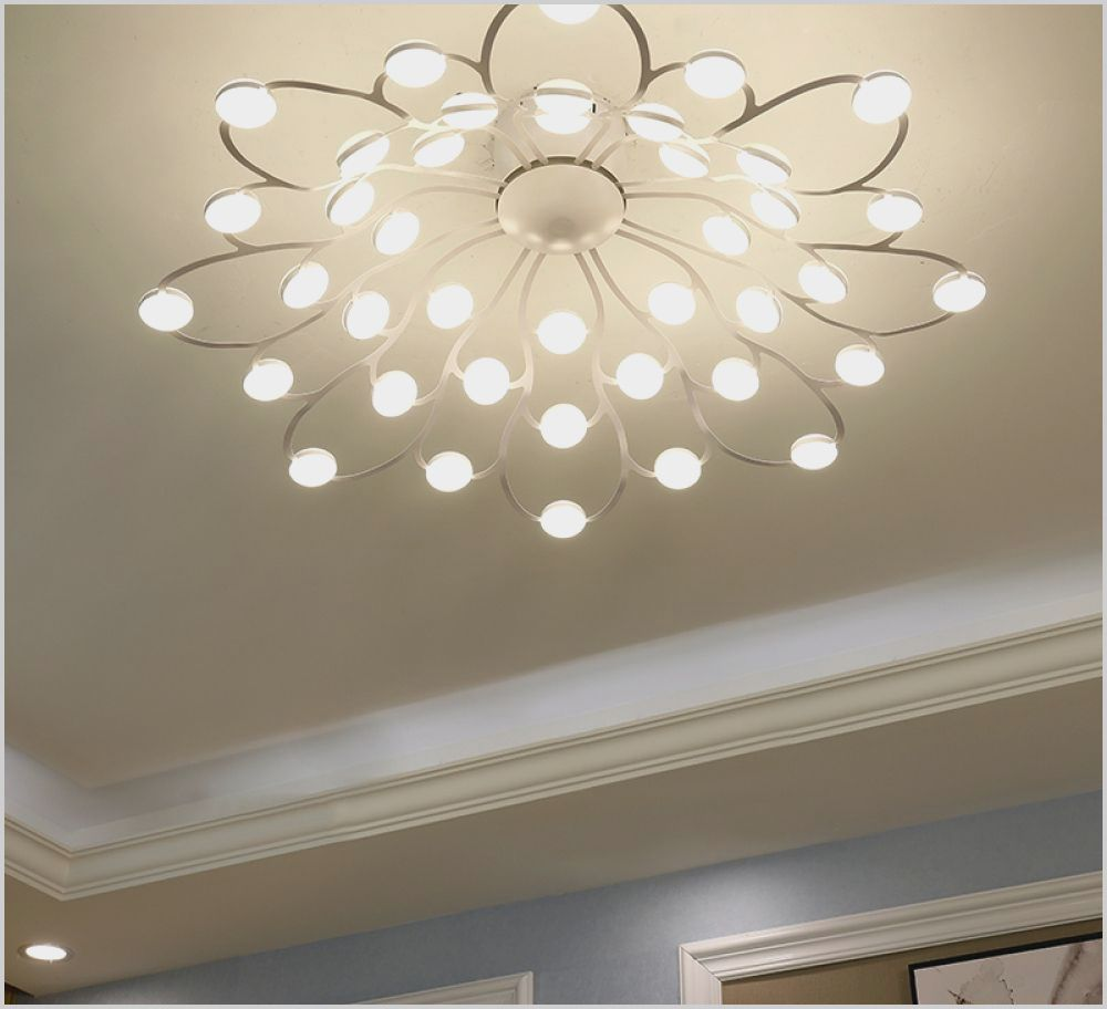 Ceiling Lighting Fixtures for Living Room in 8  Ceiling lights