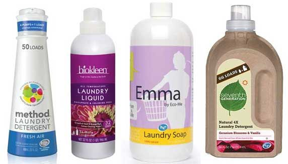 5 Best Natural Laundry Detergents Mother Earth Living Editors