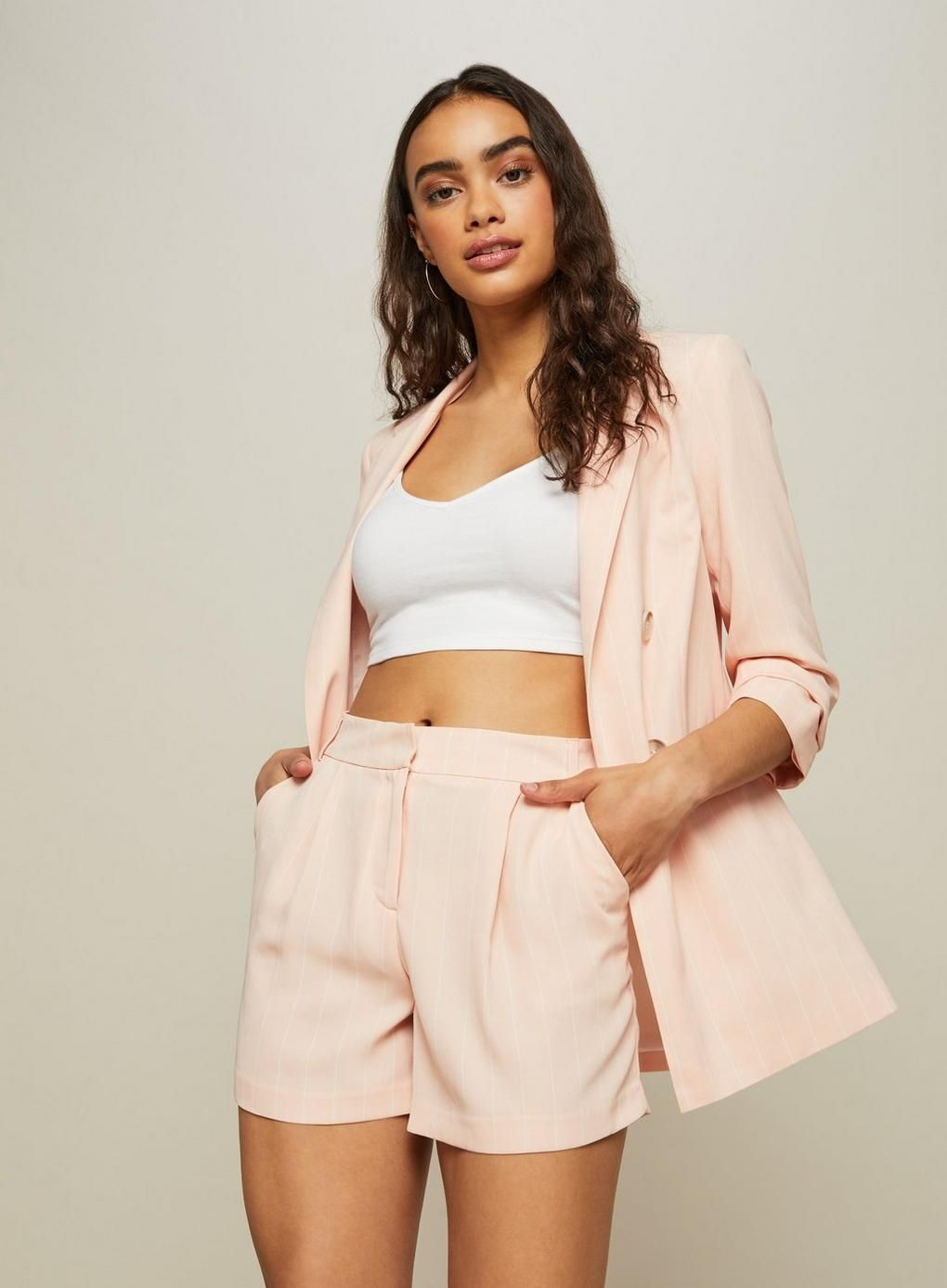 3ea4116dcb19 Rose Pink Blazer Co-Ord - View All - New In - Miss Selfridge ...