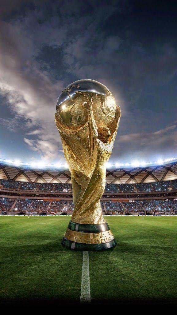 Fifa World Cup Iphone Wallpaper Copa Do Mundo Fifa Trofeu Futebol