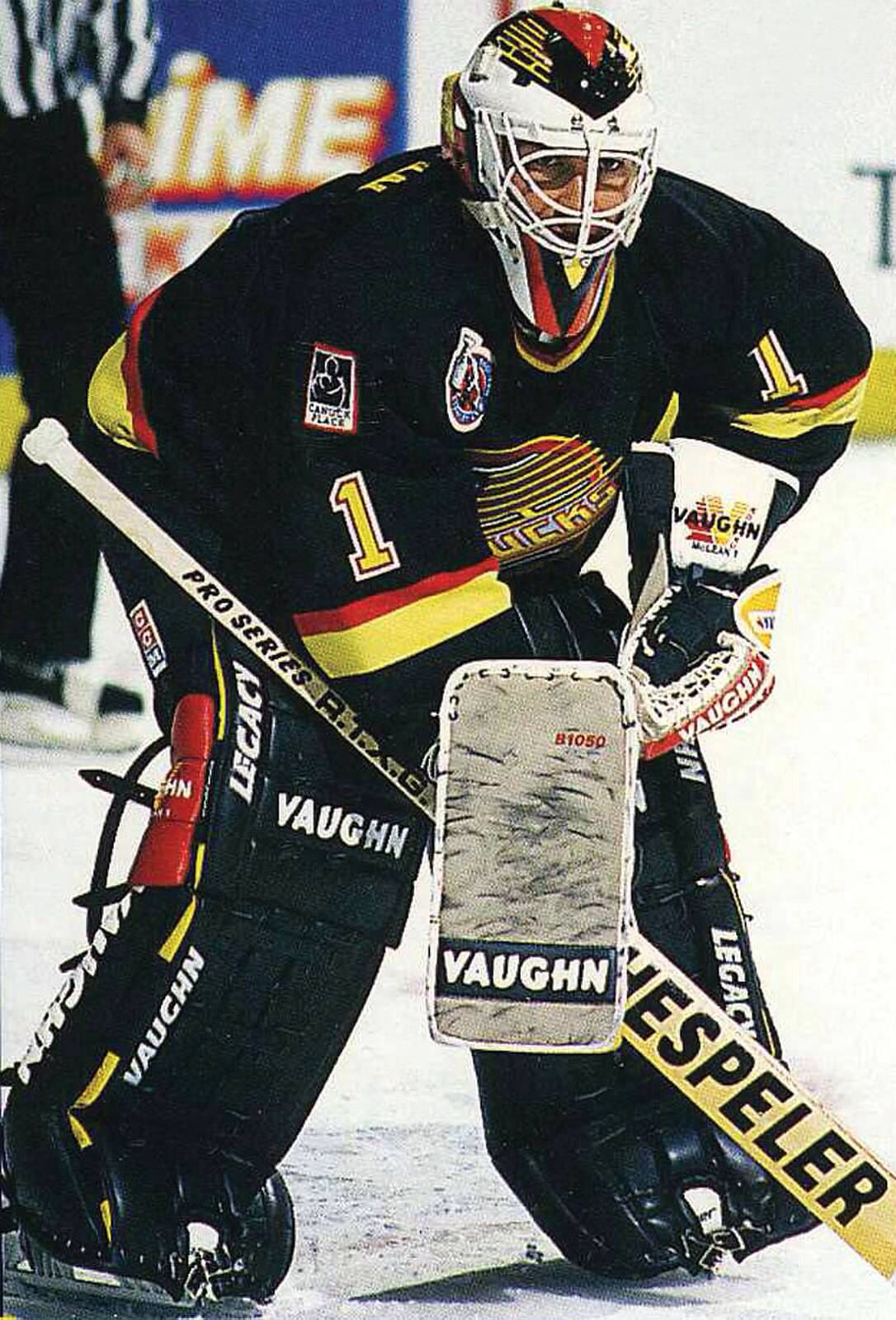 Who could forget the amazing  94 Playoff run by the Canucks in which the team  along with Kirk McLean came within 1 game of winning the Stanley Cup. fc55a7fd5