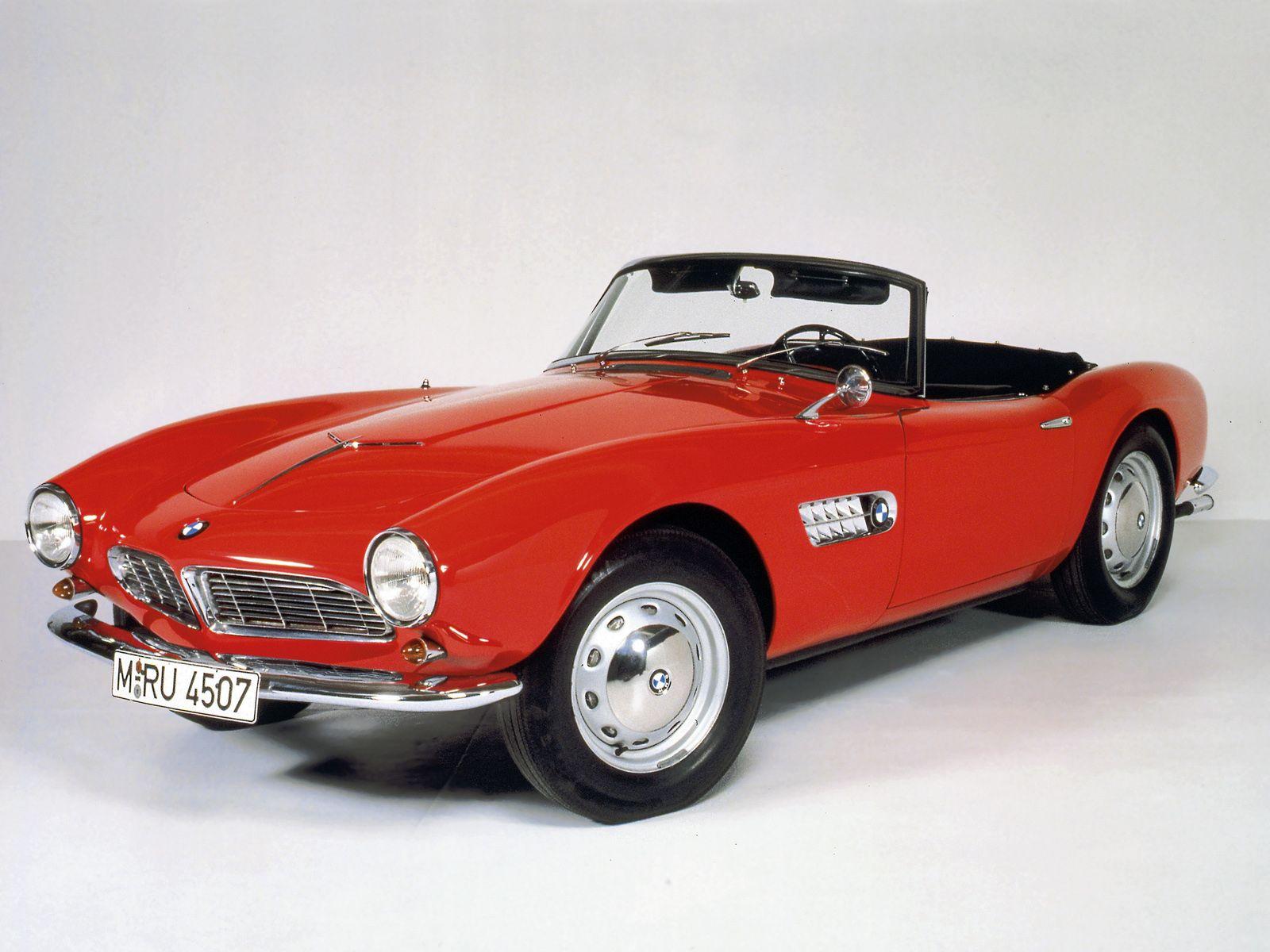 BMW 507 (1956-59)