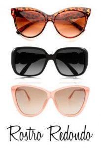 2badb3c8ab Gafas de sol para rostro redondo #trendistopic #moda #fashion #gafasdesol…